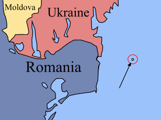Ukraine-Romania Border Conflict over Islands