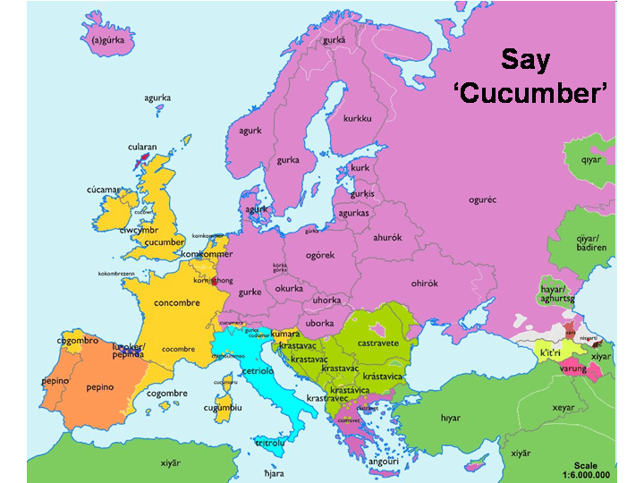 "The Geography of ""Cucumber"""