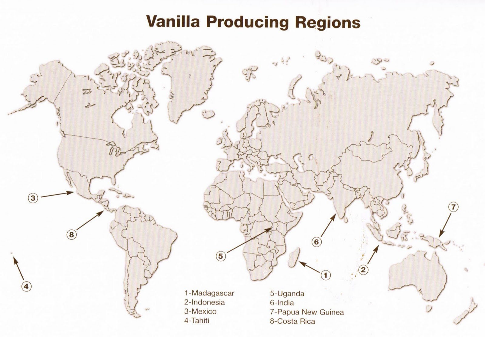 Vanilla = boring? No way!