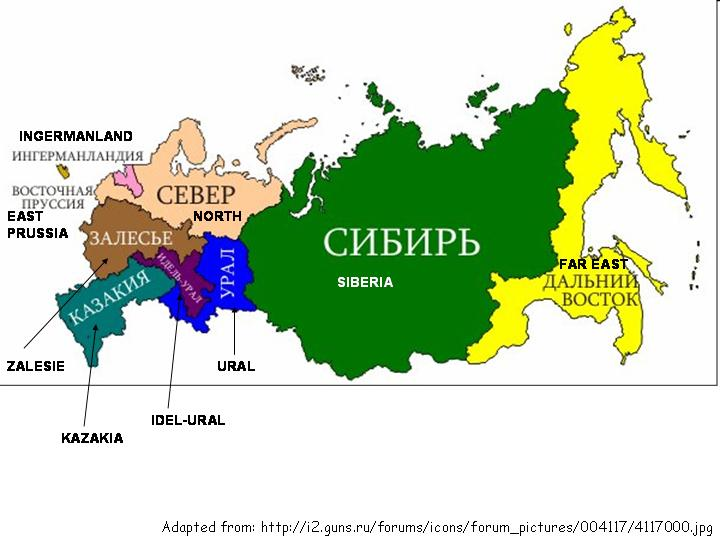 "More on ""Divided Russia"" Maps and Xenophobic Nationalist Views"