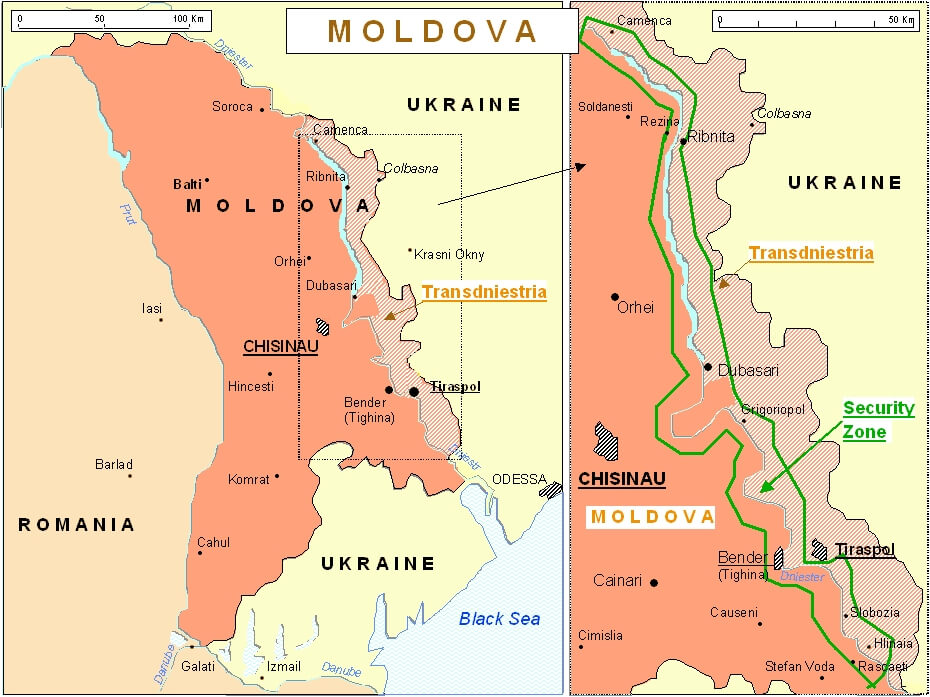 The Challenges of Transnistria's Potential Accession to the Russian Federation