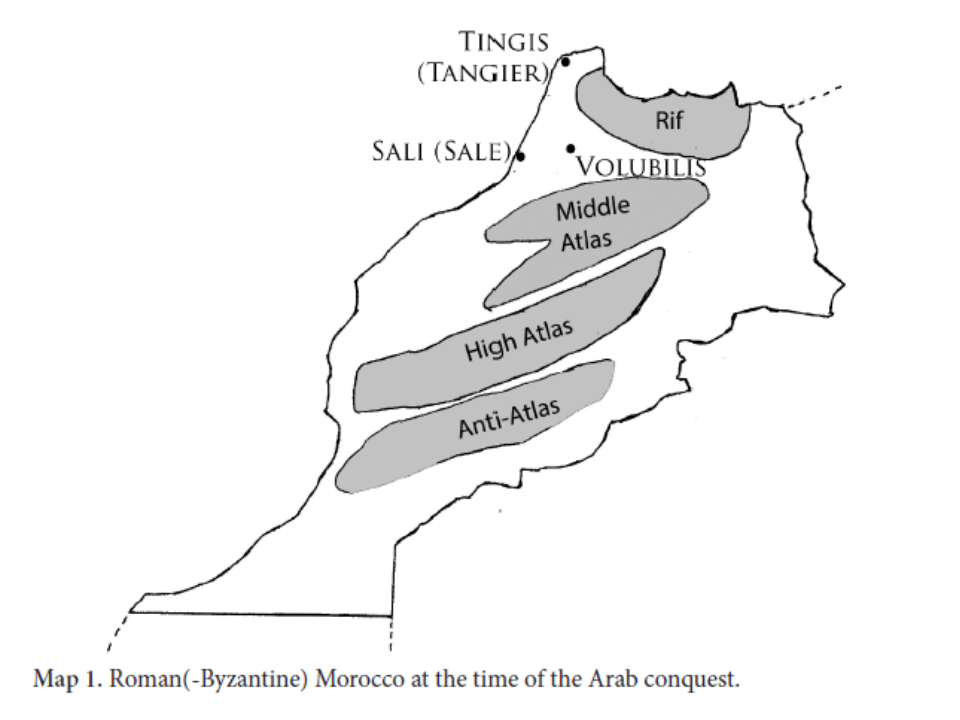 Why Are There So Many Arabic Varieties?—And Traces of Roman Heritage in Moroccan Arabic