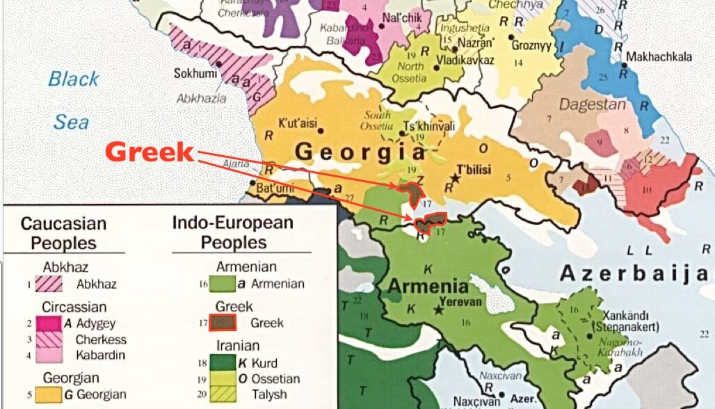 urum  a turkic language of pontic greeks  its contact with russian u2014and curious parallels with