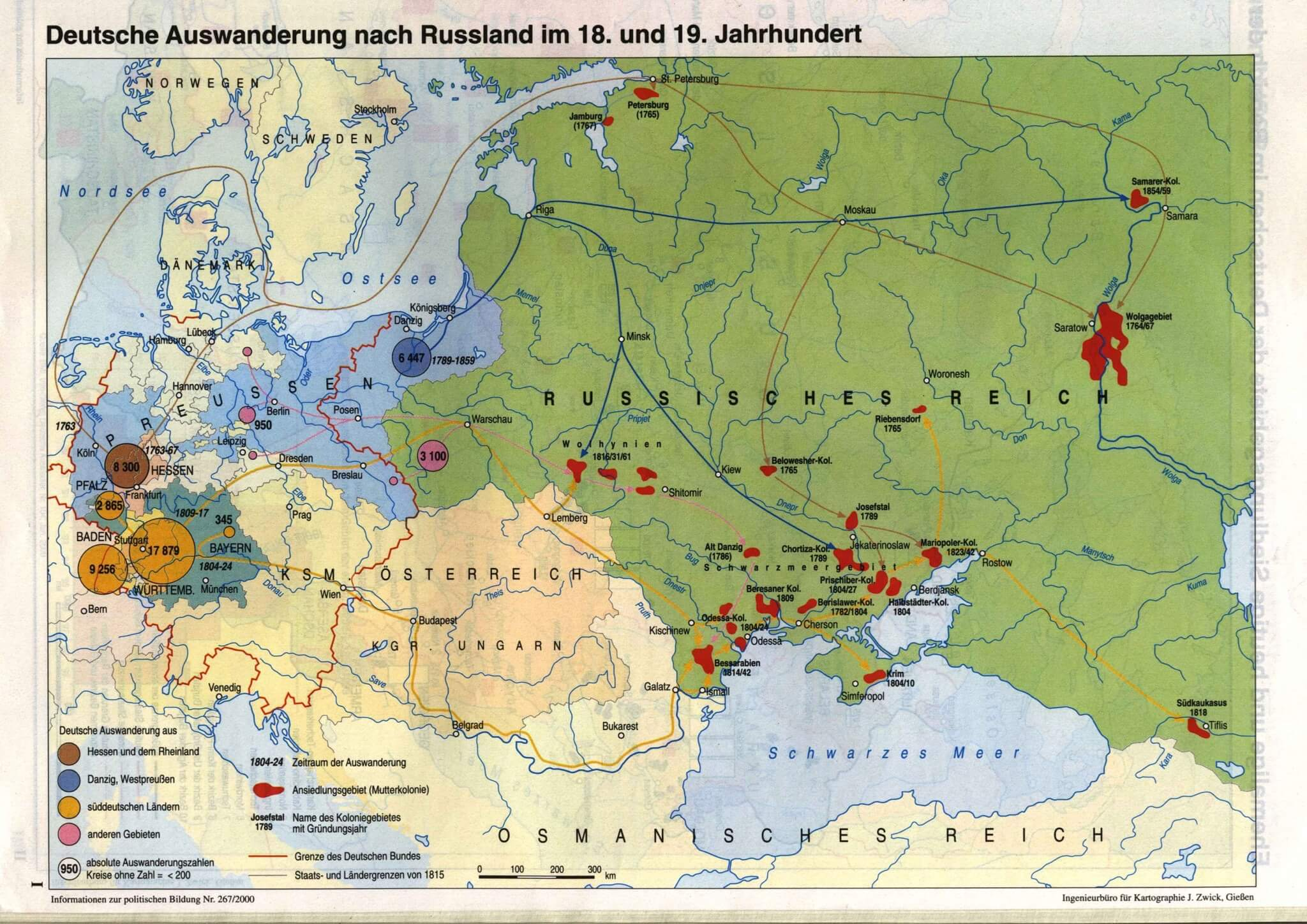 The Tragic Saga of the Volga Germans