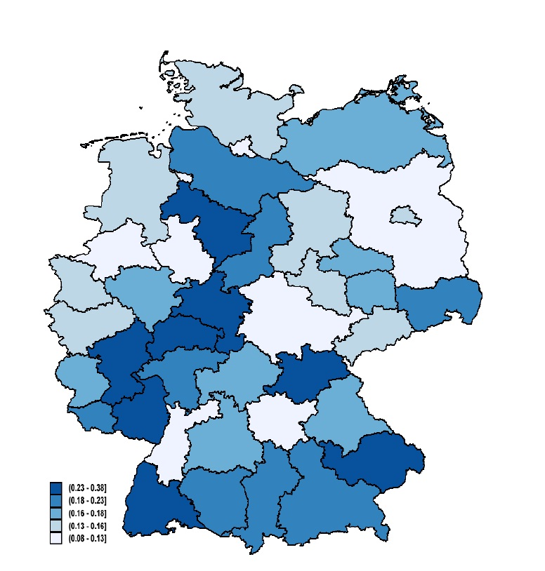 Mapping German Anti-Semitism