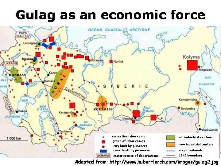 Political Prisoners of Siberia, part 2: The Gulag Legacy