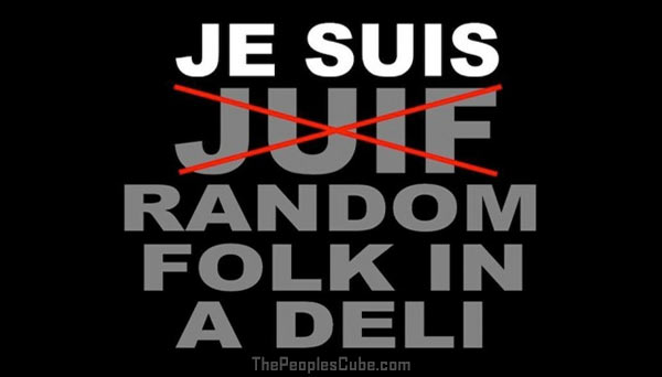"Je Suis ""Random Folk in a Deli""—What Went Wrong With Obama's Remark?"