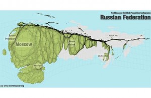 russia_population_density_cartogram
