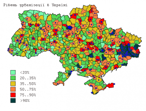 UkraineUrbanization2010